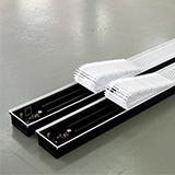 Новые размеры внутрипольных конвекторов